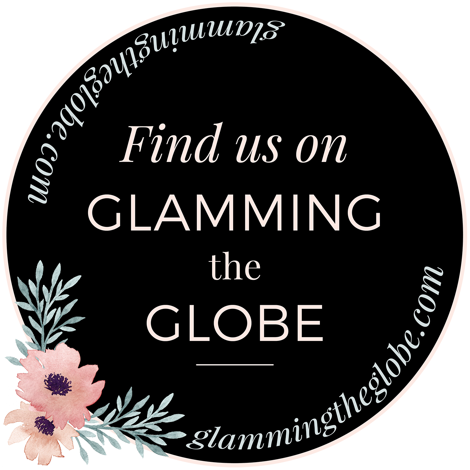 GlammingtheGlobe-decal